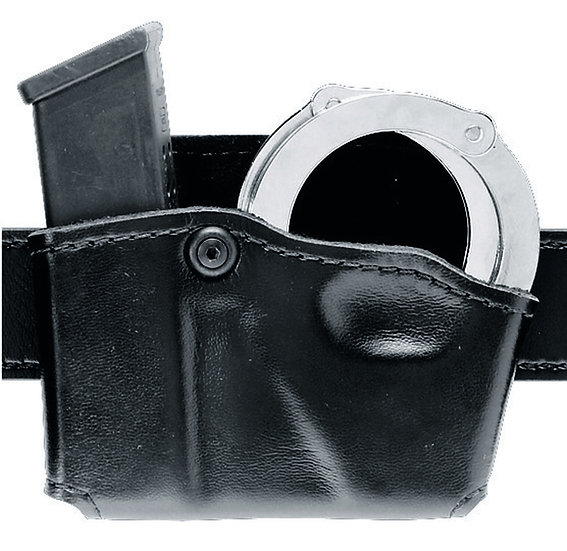 Safariland 573 Open Top Magazine and HandCuff Pouch