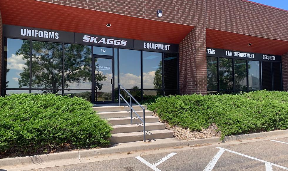 Skaggs Public Safty Uniforms Colorado