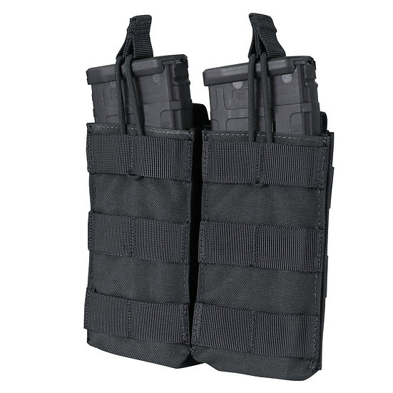 Condor Double Open-Top M4/M16 Mag Pouch