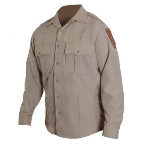 Blauer 8436 Wool Blend Super Shirt, Long Sleeve