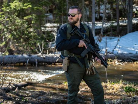 First Tactical Tactix 1-Day Plus Bag