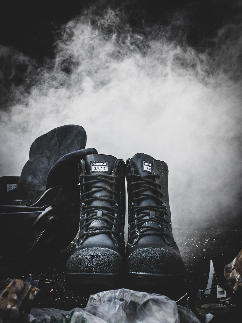 Original SWAT Public Order Boot