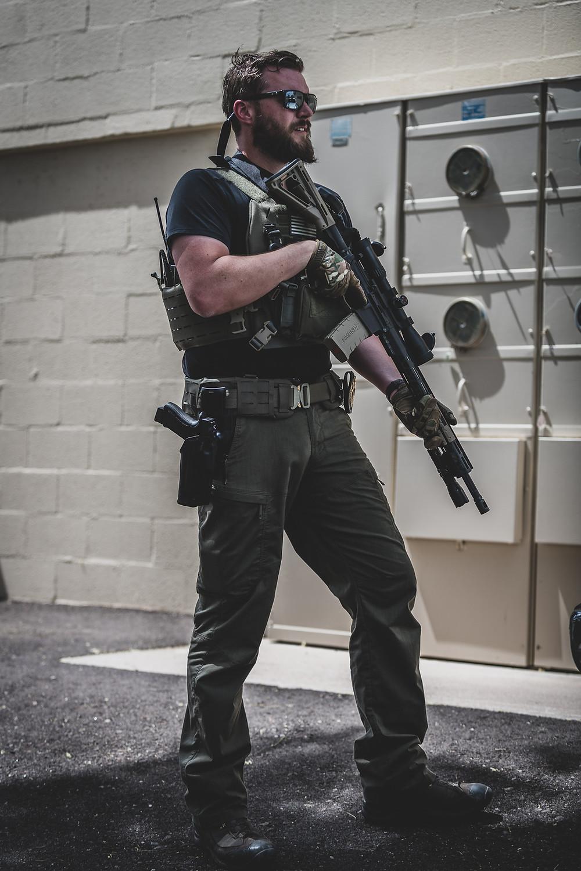 5.11 Tactical Apex Pant - Ranger Green