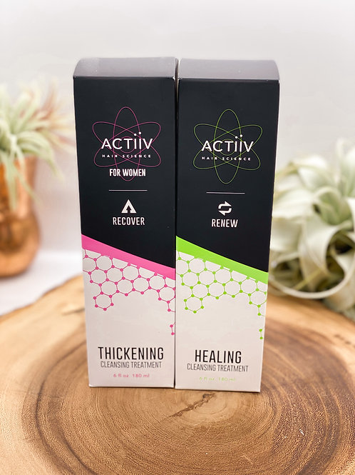 Actiiv Cleansing Treatment