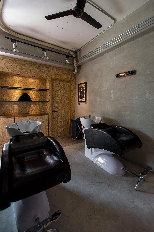文髮藝 Wun hair studio by 維度空間設計
