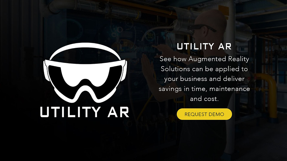 Link to request a Demo from UtilityAR