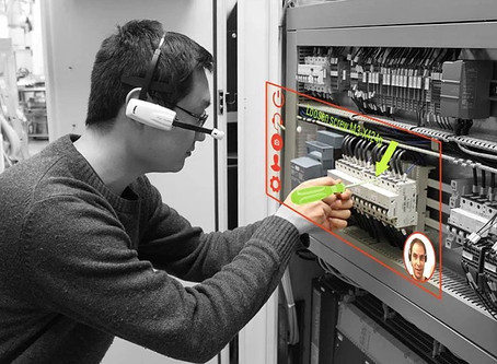 Using Augmented Reality to Improve Manufacturing  Processes