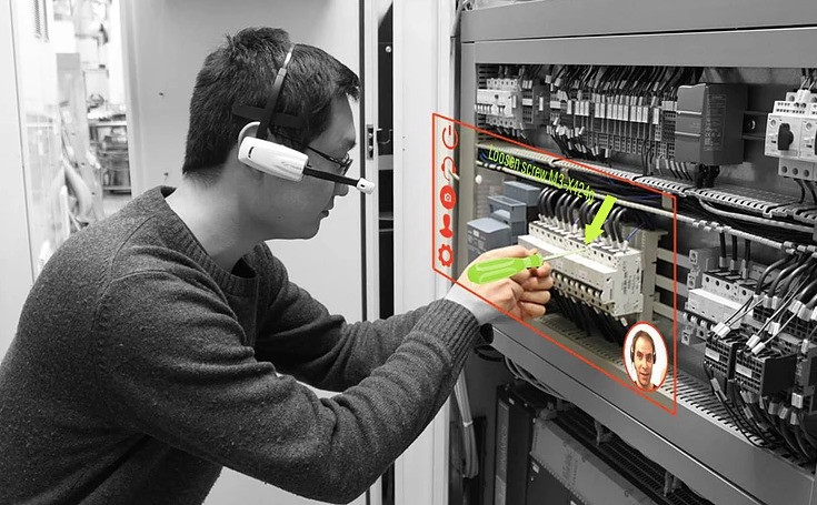 Industrial Augmented Reality Solutions for Manufacturing