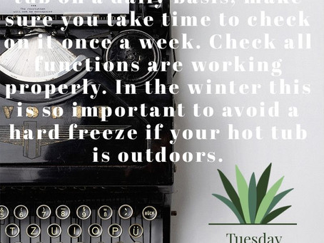 Tuesday Tip! ❄