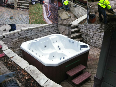 Hot Tub Moving is Our Thing.