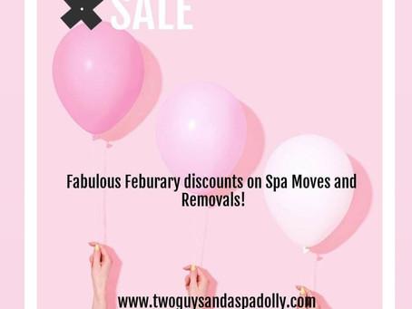 Fab Feb Deals