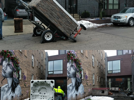"""Insured Professional Spa Movers """"Do it right the first time!"""""""