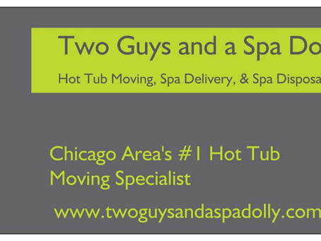 How to get a hot tub moving quote.