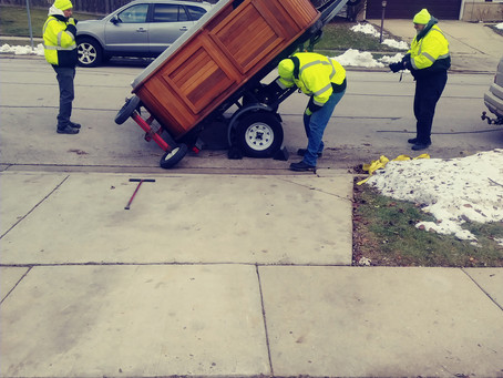 Hot Tub Moving, Spa Delivery, Hot Tub Removal with Disposal Services