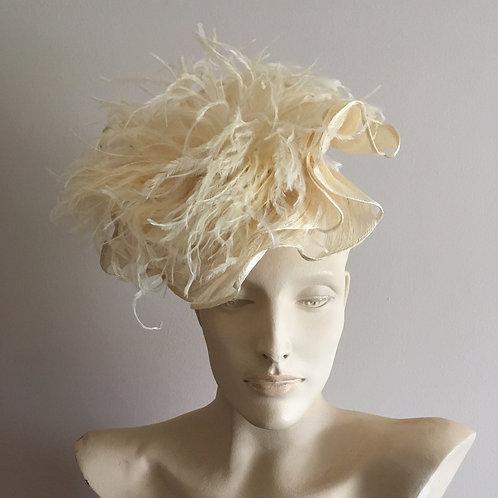 Ruffled Hat