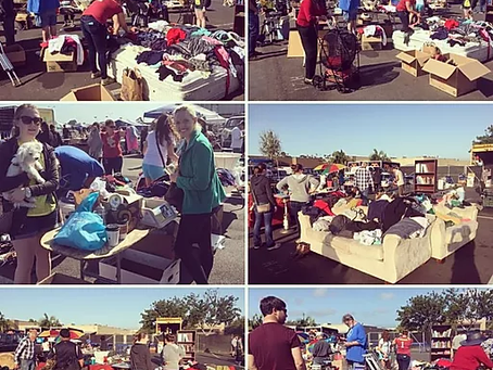 District 5340 Kobey's Swap Meet Fundraiser