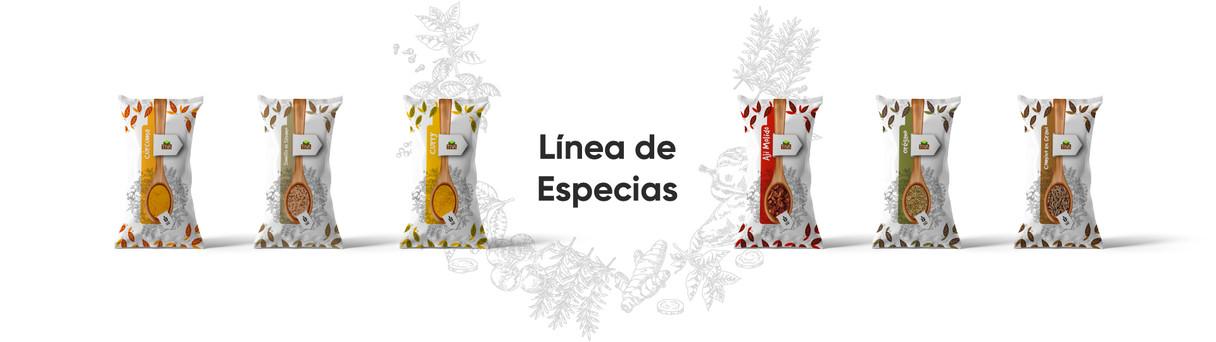Línea de Especias