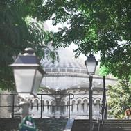 Montmartre au printemps
