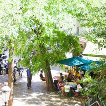 Montmartre et ses terrasses