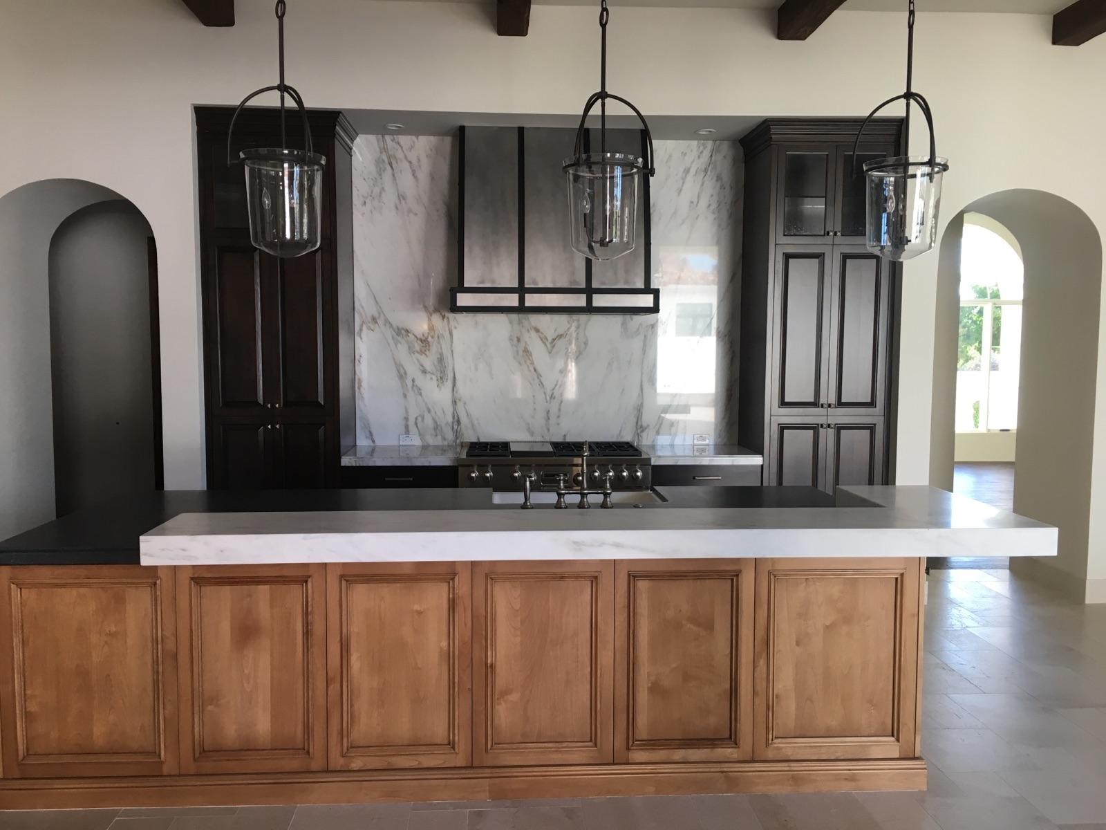 Paradise Valley Custom Kitchen