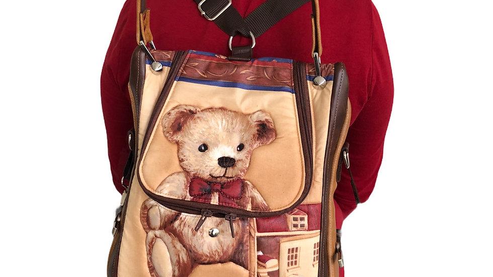 HANA sac PROTOTYPE By le cerf à lunettes rouge
