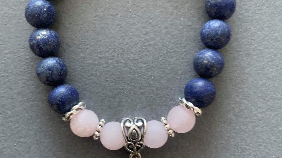 Bracelet perles fait mains
