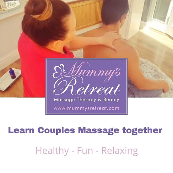 Learn Couples Massage