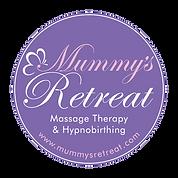 Mummy's Retreat Logo Circle 2021 Hi-Res.