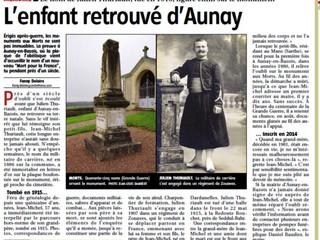 L'enfant retrouvé d'Aunay