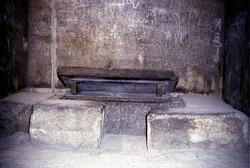 KEPHREN SARCOPHAGUS LOCATION