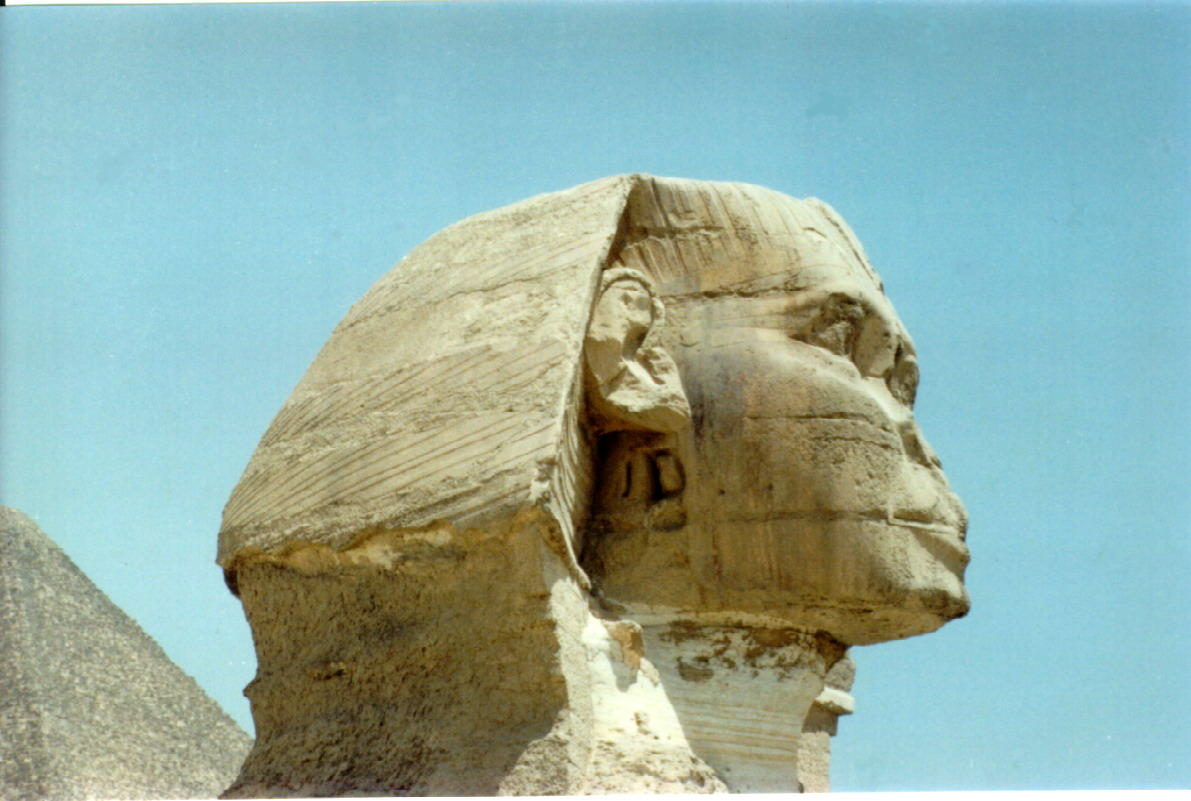 THE SPHINX FACE