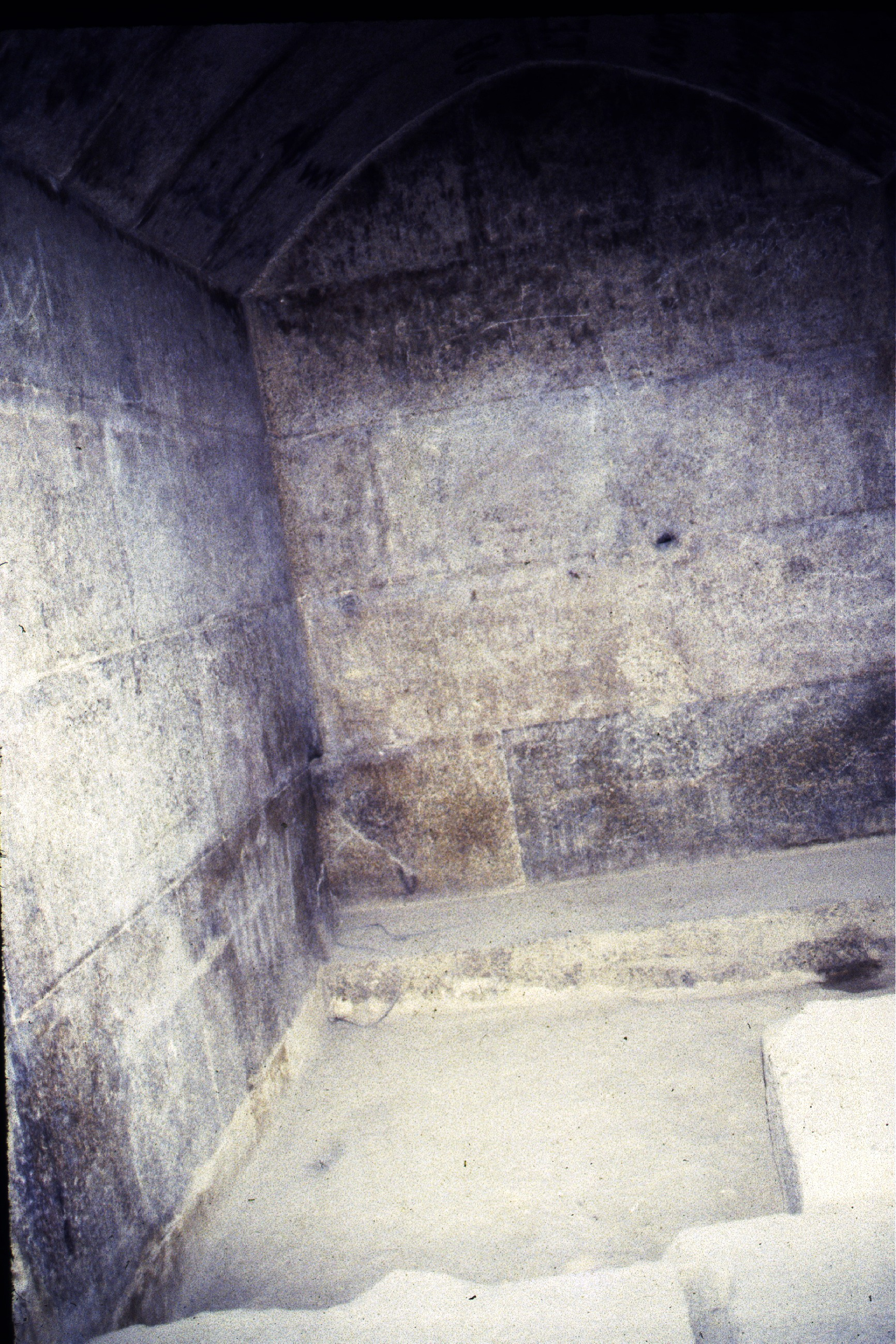 ONE OF THE SUBTERRANEAN CHAMBERS
