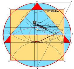 great pyramid dimensionless plan