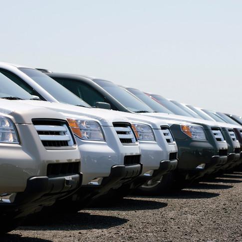 Valuations for fleet vehicles