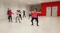 activité danse marsanne