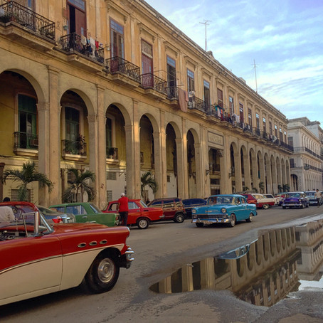 A long weekend in Cuba