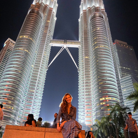 One Night with The Petronas - Kuala Lumpur