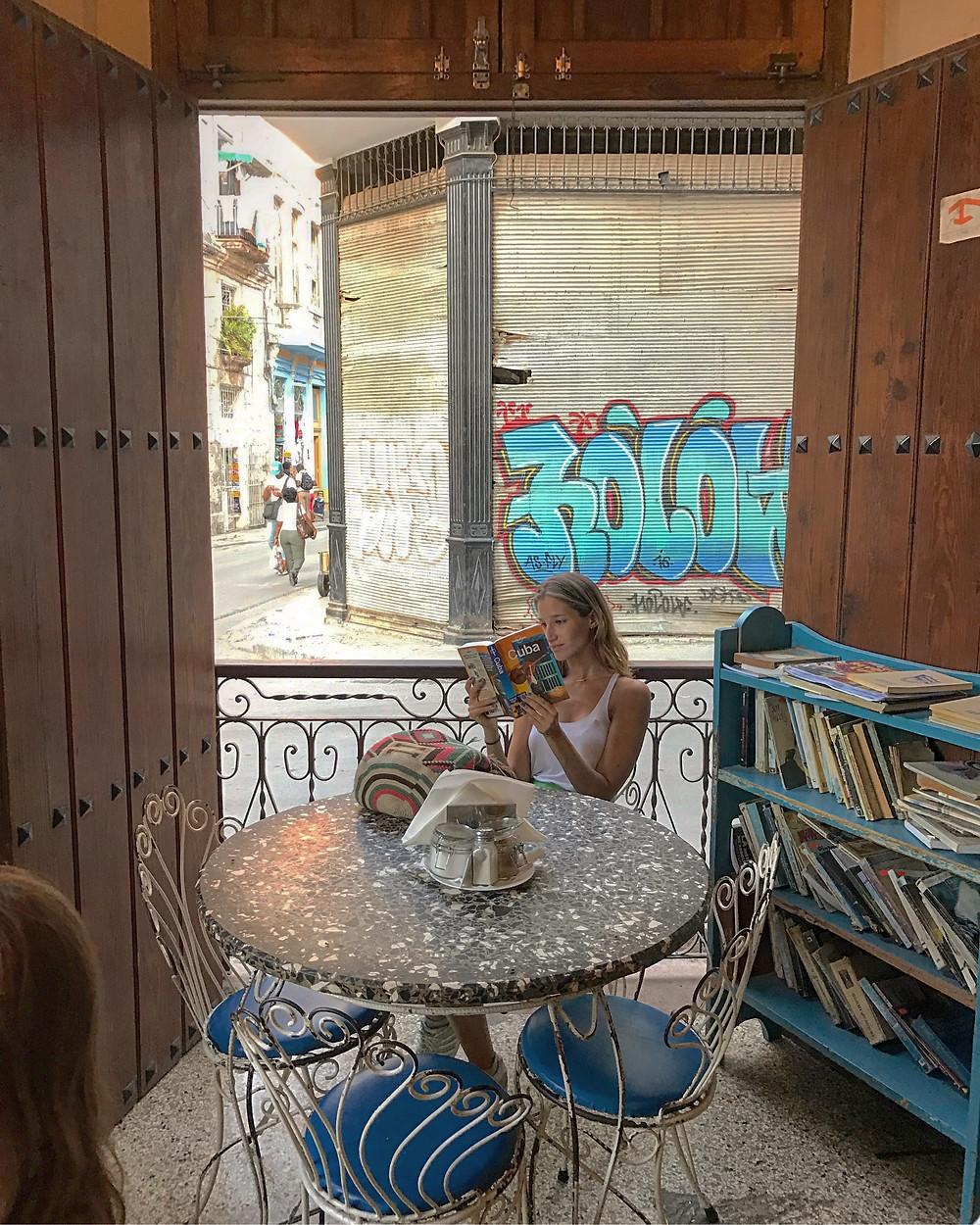 cafe el dandy havana