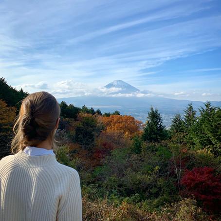 Japão (2) Dois dias em Hakone - (Monte Fuji)