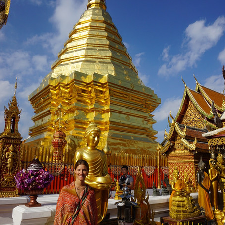 Chiang Mai - A gem on the North of Thailand