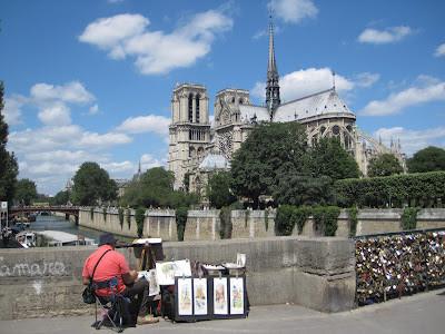 Um Dimanche em Paris