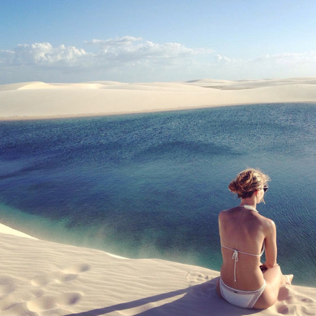 The Incredible bed-sheets of Brazil - Lençóis Maranhenses