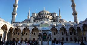 Uma escala em Istanbul