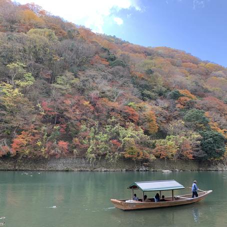 Japão (4) Outono em Kyoto - Arashyama