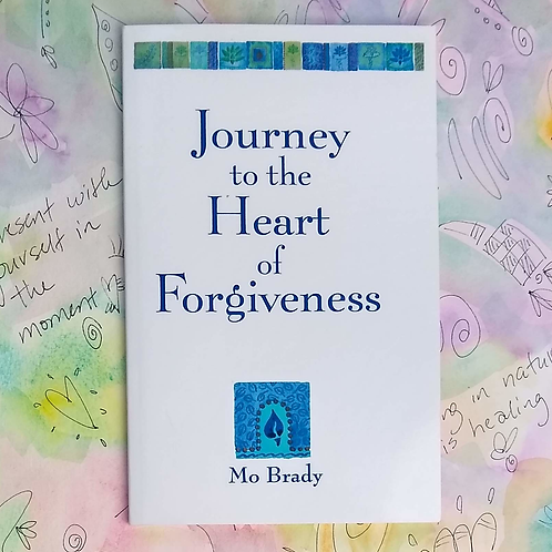Book - Journey to the Heart of Forgiveness