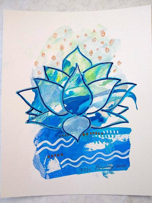"""""""Dancing Lotus"""""""