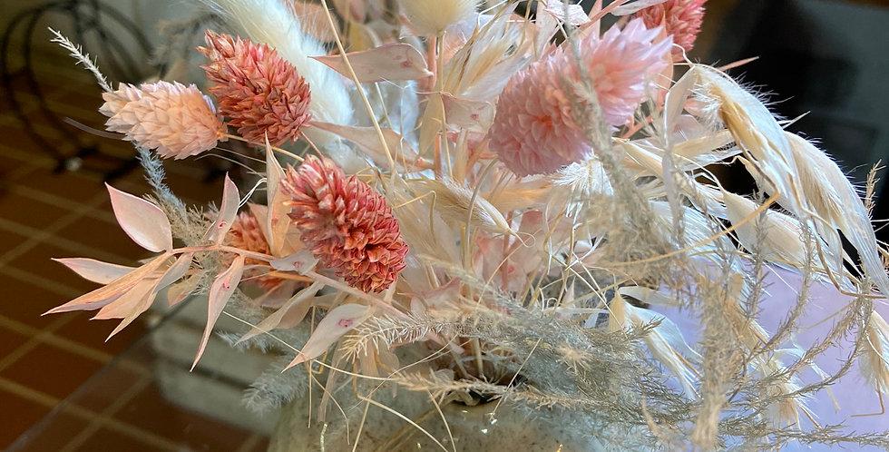 Vase Keramik - Dried Flowers