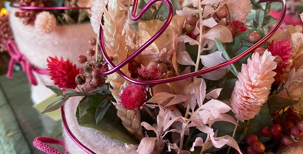 Blumentörtchen- Dried Flowers