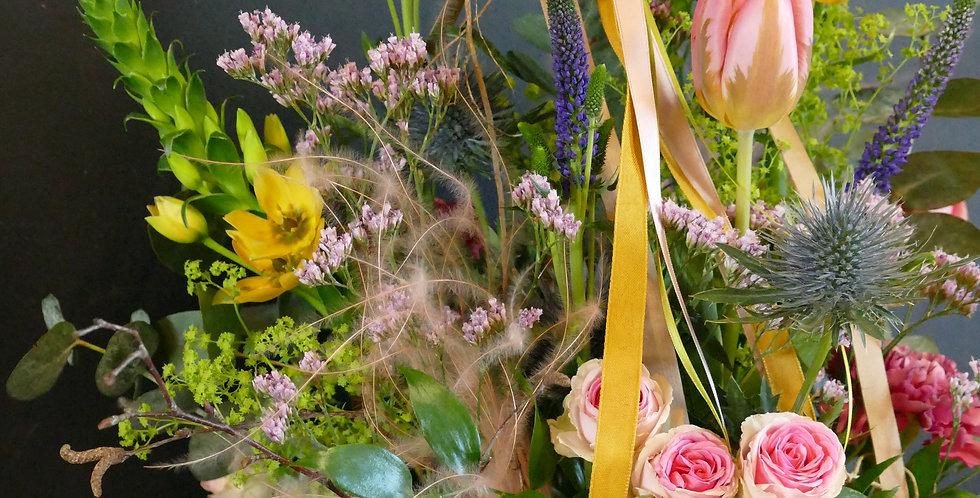 Blumen Tüte | Groß