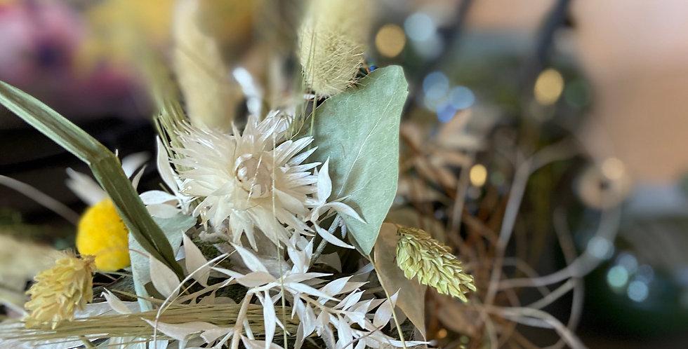 Vase Lotus Keramik - Dried Flowers